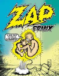 R$28 Zap Comix R. Crumb