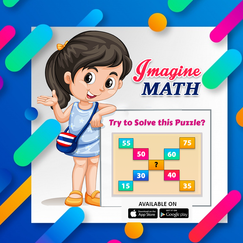 Try to Solve this Puzzle? ImagineMath Maths puzzles
