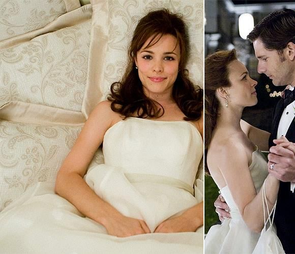 Rachel McAdams as bride