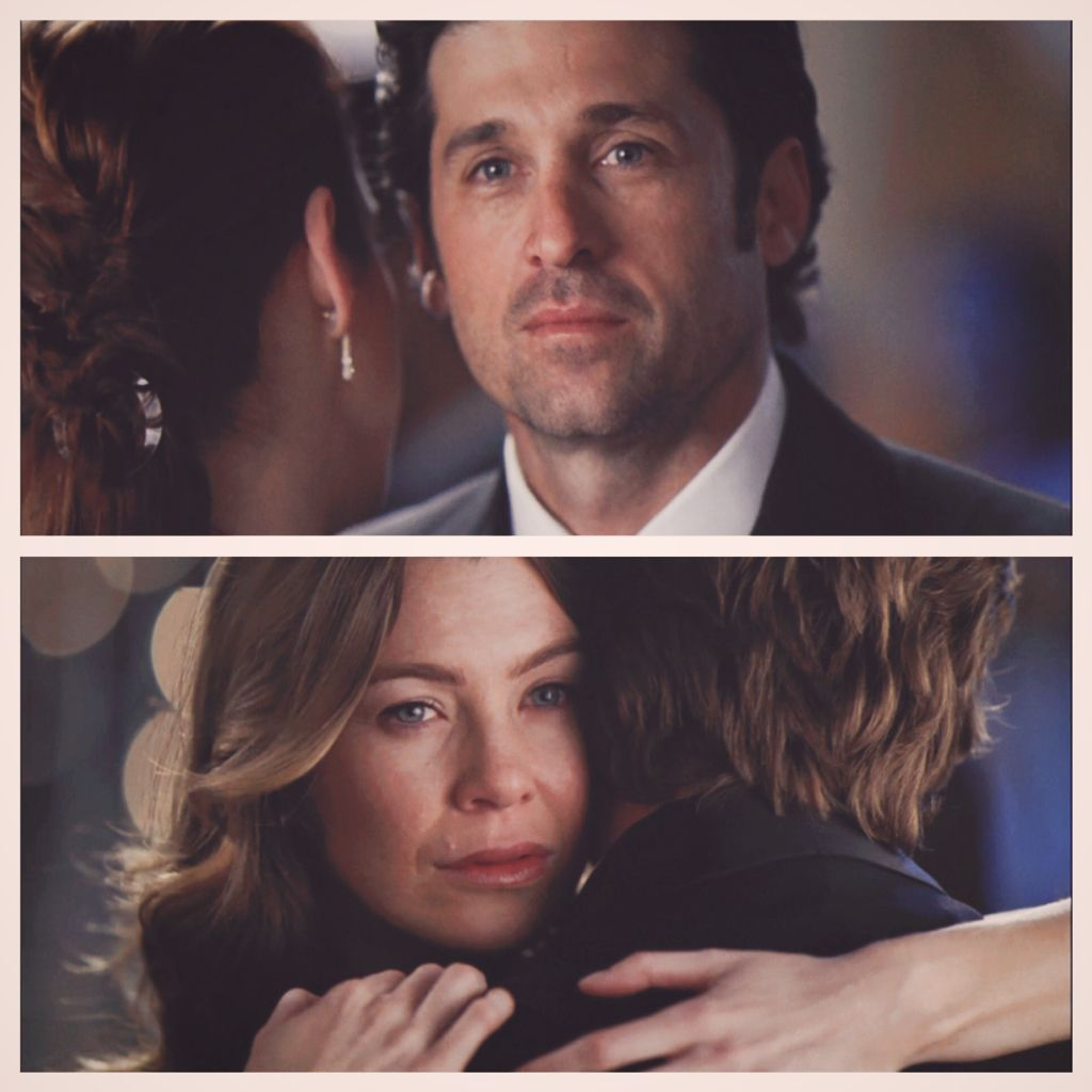 grays and anatomy meredith derek relationship