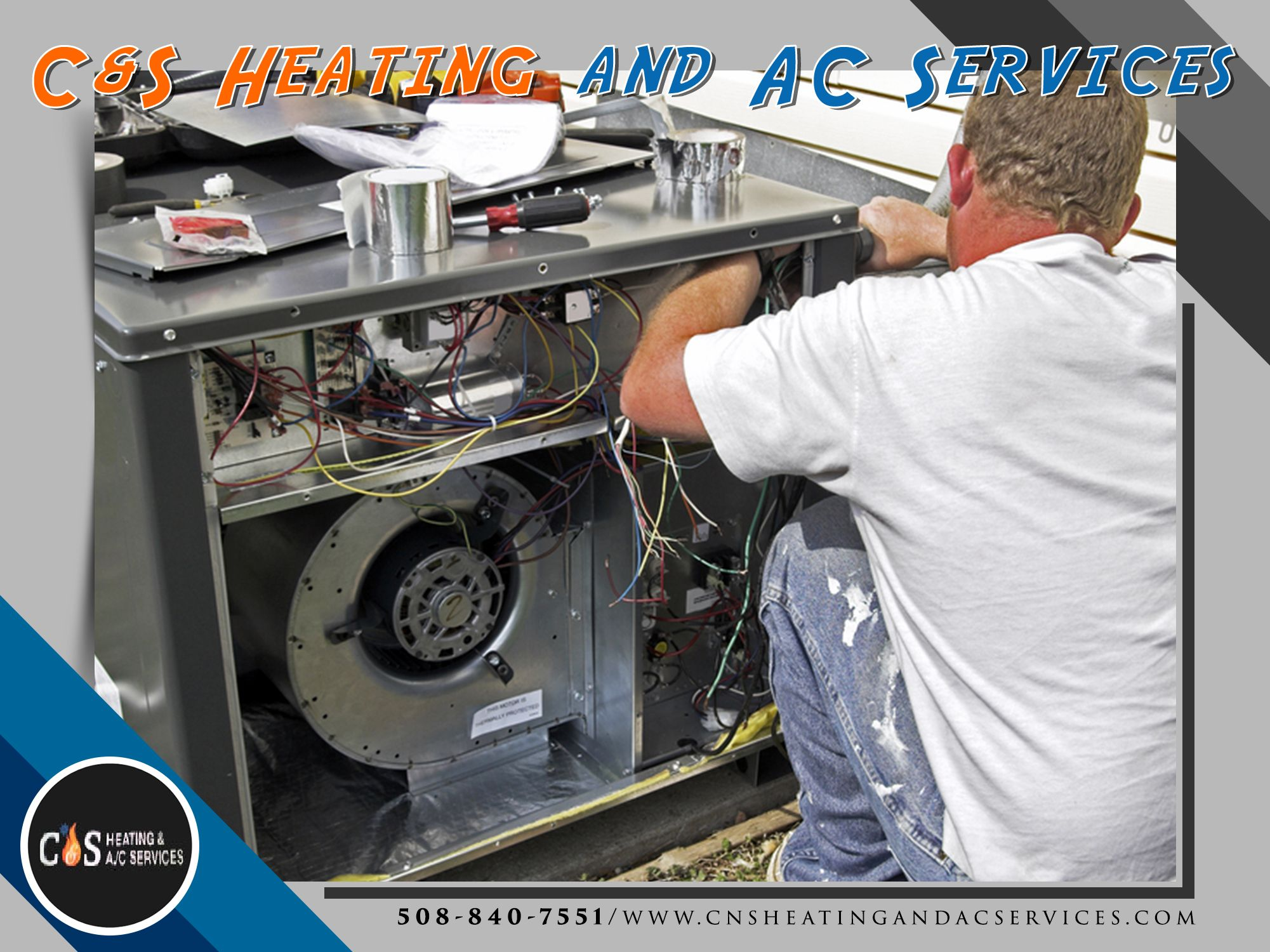 At C&S Heating and AC Services, we make sure you always
