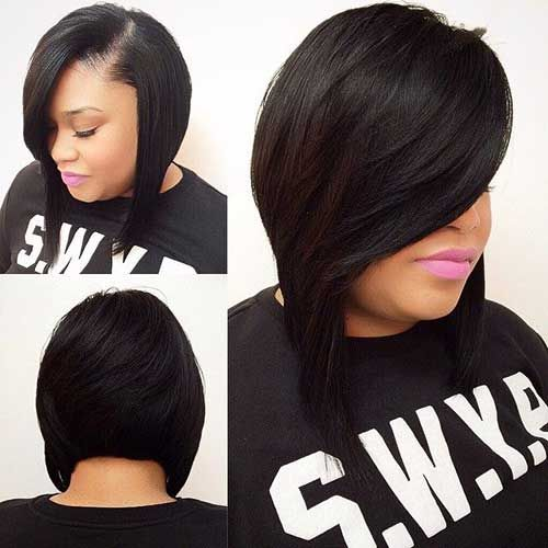 15 Best Short Weave Bob Hairstyles Bob Hairstyles 2018 Short