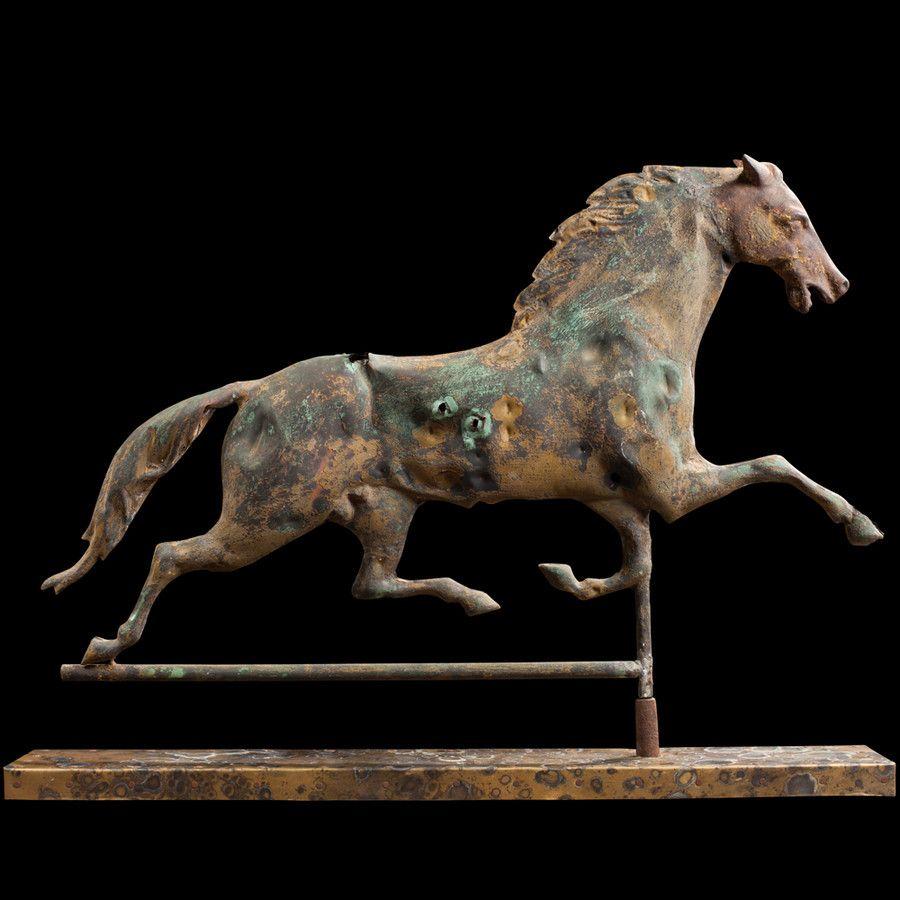 Running Horse Weathervane :: Obsolete