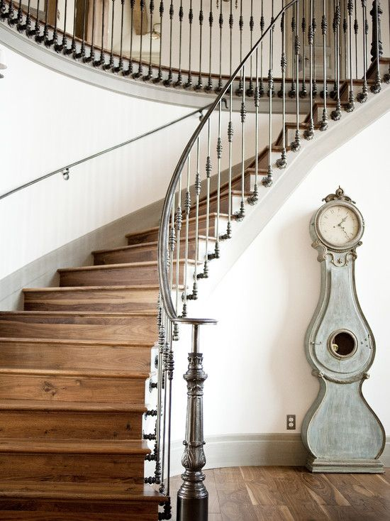 Private Residence   Traditional   Staircase   Salt Lake City   Alice Lane  Home Collection