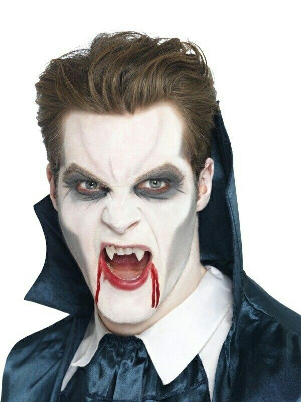 Pin on Vampire Contacts and Makeup