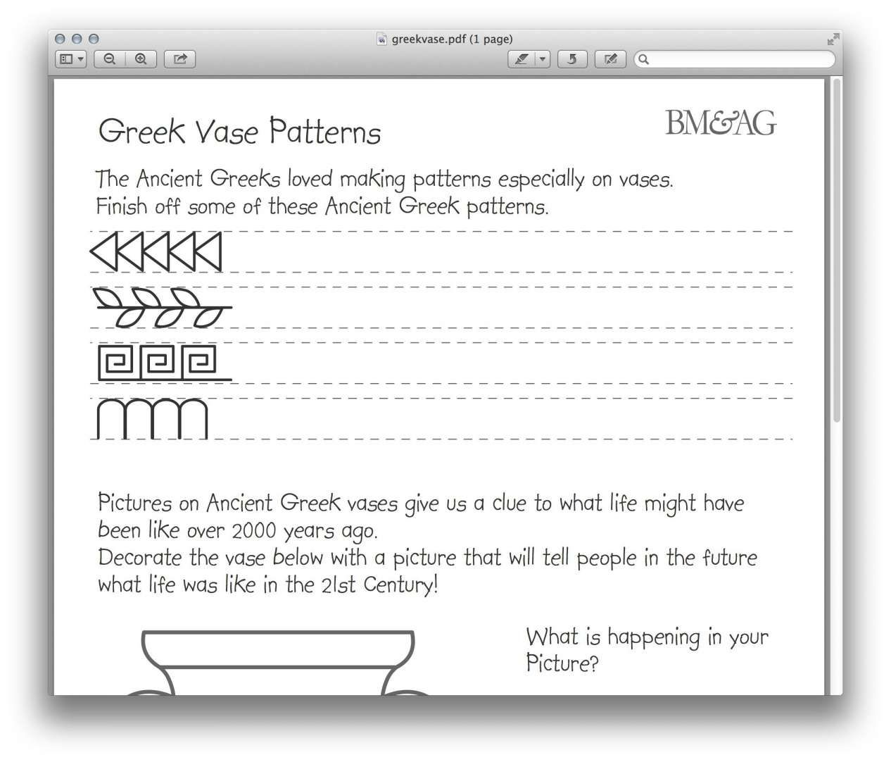 11 3rd Grade Ancient Greece Worksheets