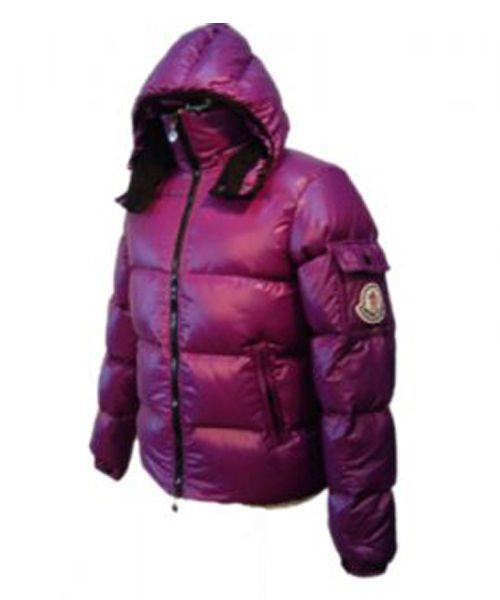 15e9c5fdc Moncler Himalaya Down Jackets Men Dark Purple [2781443] - £145.27 ...