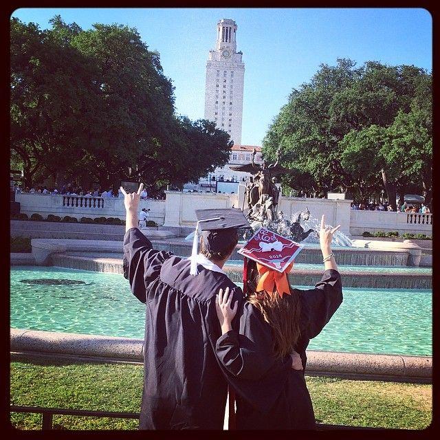 Officially UT alumni!  #UTgrad #graduated #hookem @will_snow