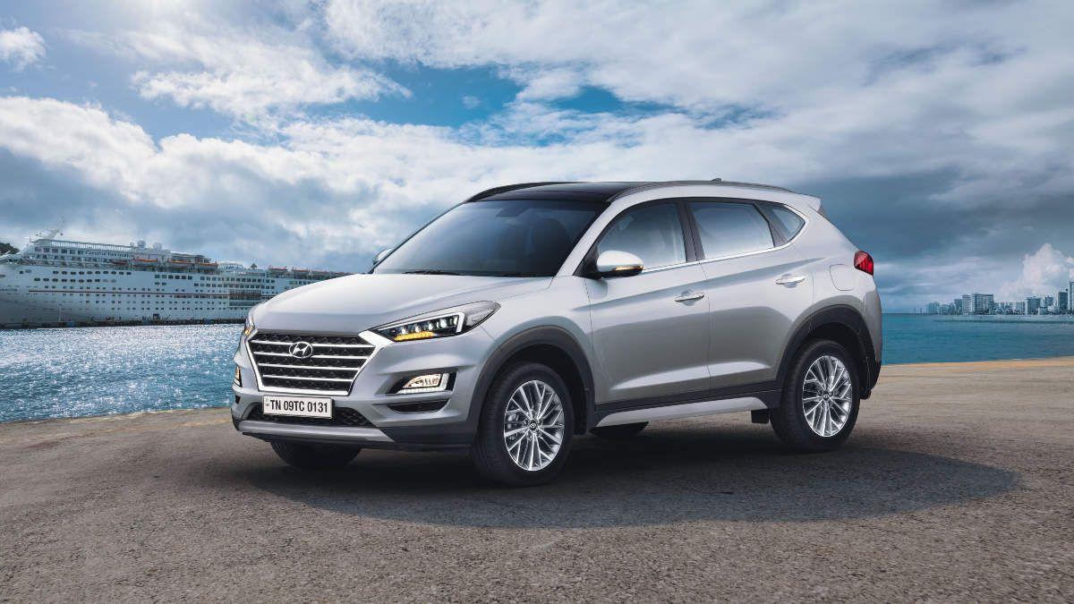 34++ Hyundai tucson premium 2020 trends