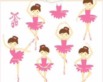 ballerina clip art ballerina clipart pinterest ballerina clip rh pinterest com free ballet clipart free clipart ballet shoes