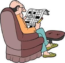 12/21/2012:  Today in 1913 the first crossword puzzle was compiled by Arthur Wynne and published in a supplement to the New York World.