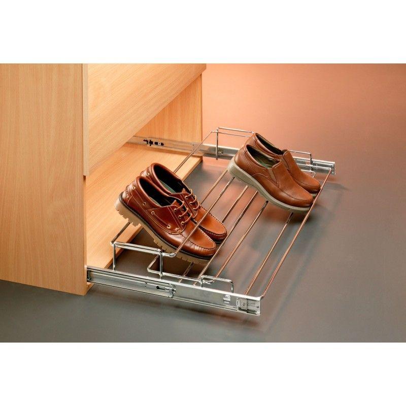 Zapateros extraible extensible casaenorden te ayudamos - Organizar armarios empotrados ...