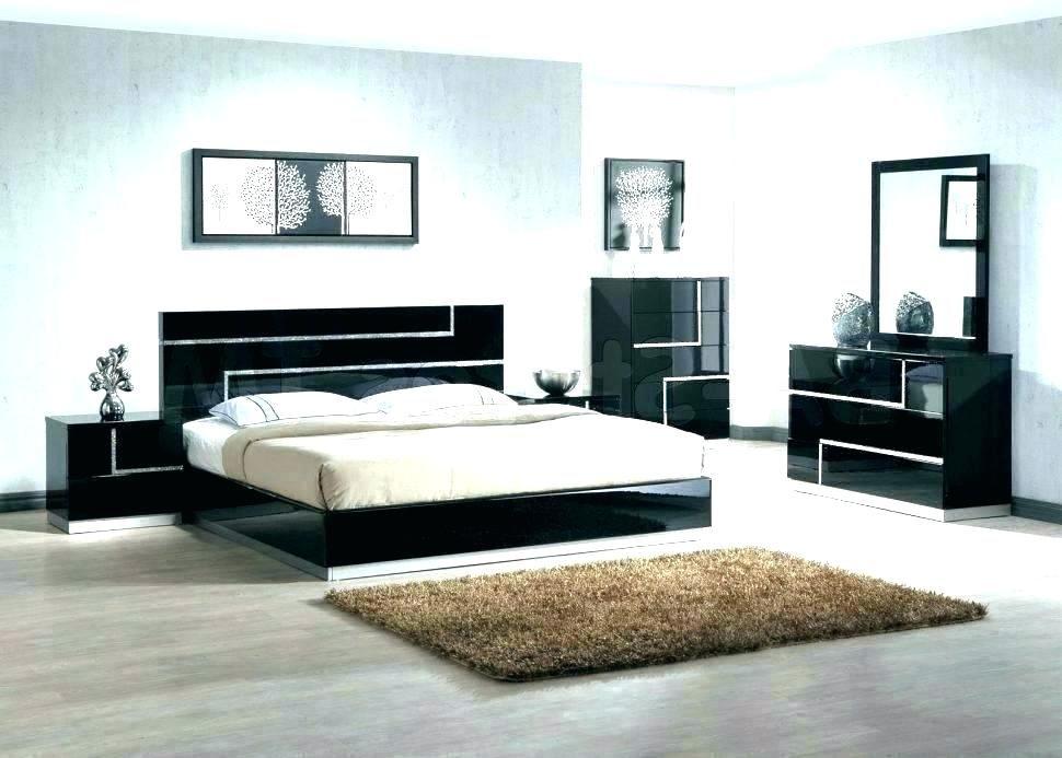 El Dorado Lacquer Bedroom Furniture