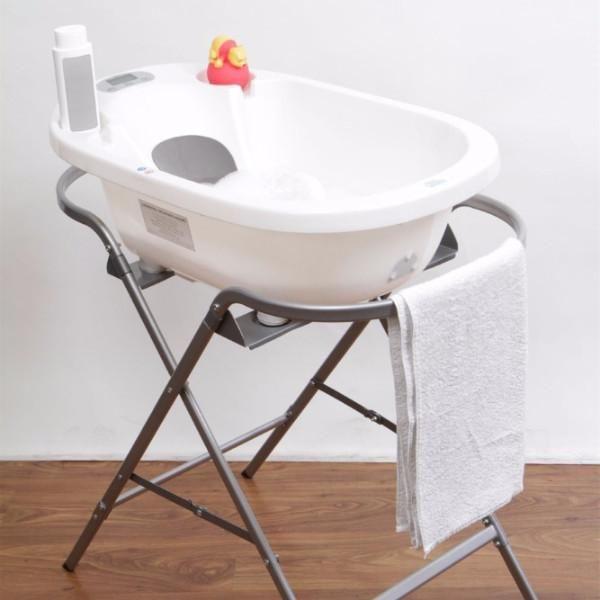 Vasca Da Bagno Neonato Con Supporto.Aquascale Supporto Per Vaschetta Digitale Rocketbaby Bagno Per Bambini Bagnetto Bebe
