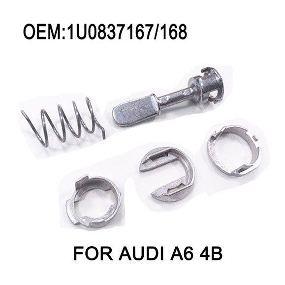 97 05 Door Lock Cylinder Repair Kit For Audi A6 Allroad C5 S6 Rs6 Avant Base Wagon Elite Luxury Sedan Door Lock Cylinder Audi A6 Allroad Car Door Lock Audi A6