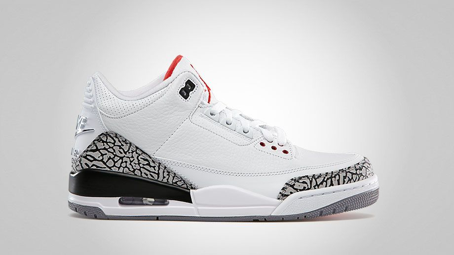 Air Jordan III Retro 88 'White Cement' - Available Today (Feb 6th) |  Highsnobiety