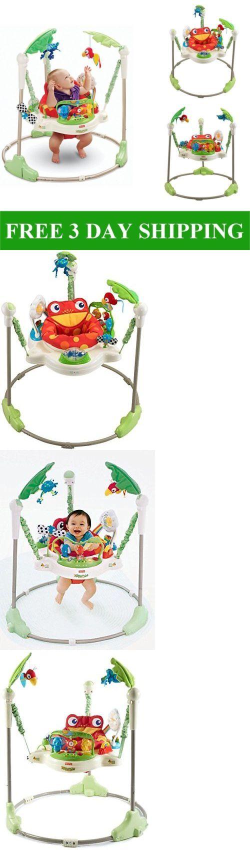 808ea163e Baby Bouncer Walker Jumper Toddler Walk Activity Toy Center Infant ...