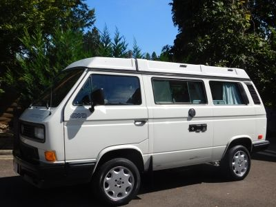 1991 SYNCRO WESTFALIA VANAGON FOR SALE | GoWesty VW
