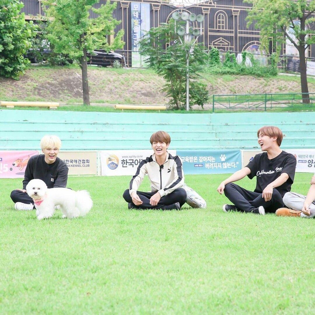 Pin di •Park La• su BTS_