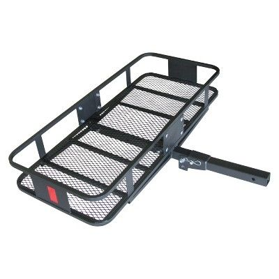 Luggage Rack Target Pleasing Advantage Deluxe Cargo Carrier  Target  Christmas Idea  Pinterest 2018