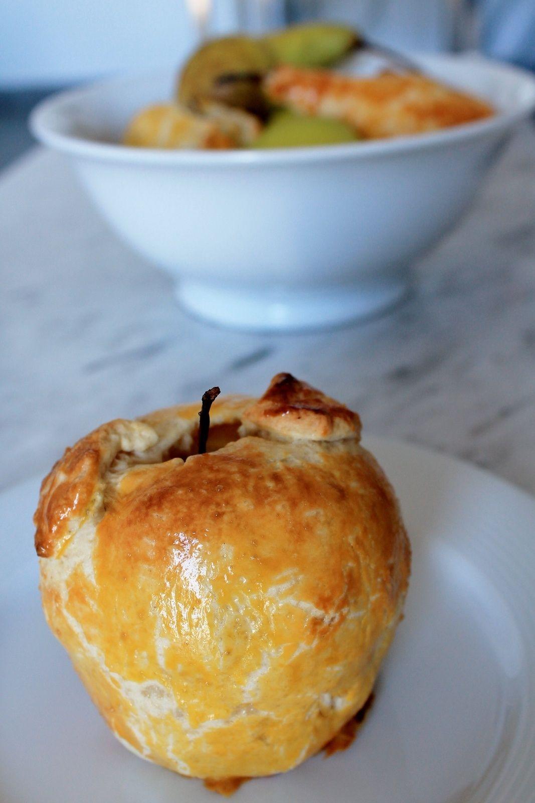 pastís de poma i pera (tarte pomme poire)