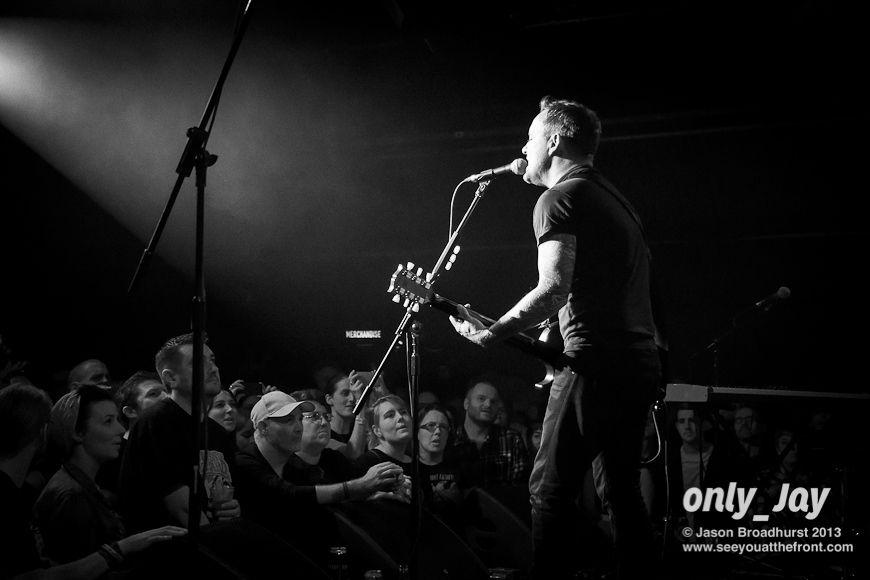 Dave Hause C Jason Broadhurst Live Music Manchester Music