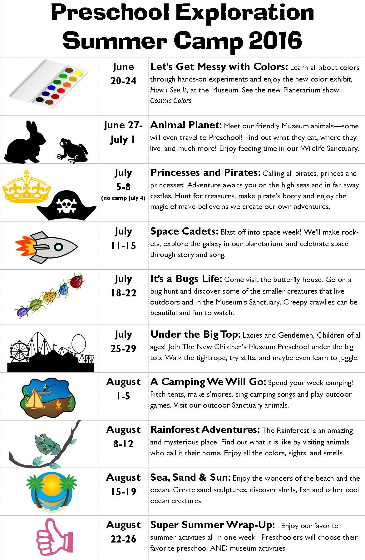 Summer Camp Theme Ideas Check This Useful Article By Going To