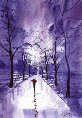 Rain paintings,,,,,