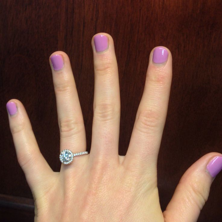 0rchid nail polis | ... of the Year 2014 - Radiant Orchid - Nail ...