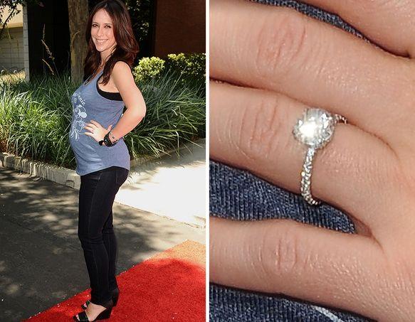 Jennifer Love Hewitt Celebrity Engagement Rings