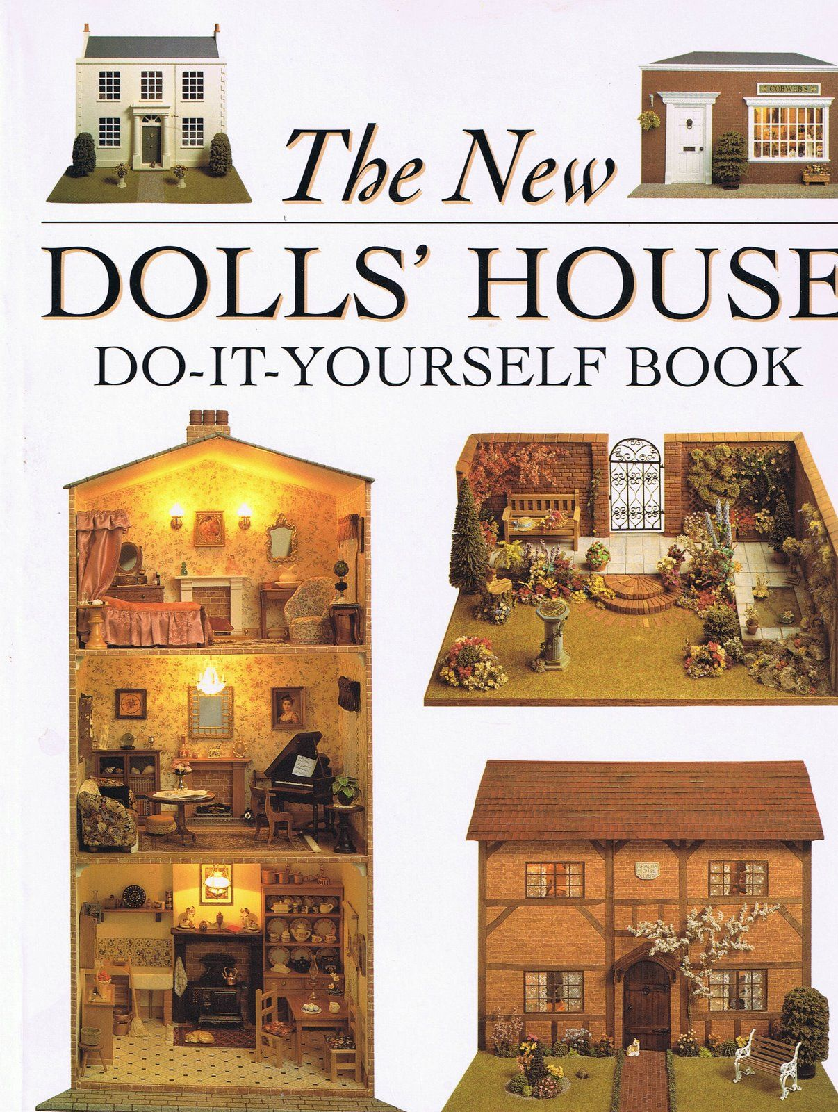 The new dolls house do it yourself book have dollhouse books the new dolls house do it yourself book have solutioingenieria Choice Image