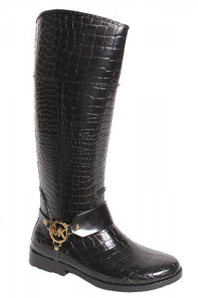8ccb2011d7b €149,95 Zwarte Michael Kors dames laarzen online winkelen? Ga naar de  herman schoenen en kleding webshop hermanschoenen.nl/shop