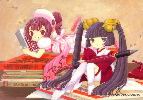 Tags Anime CLAMP Chobits Sumomo Kotoko
