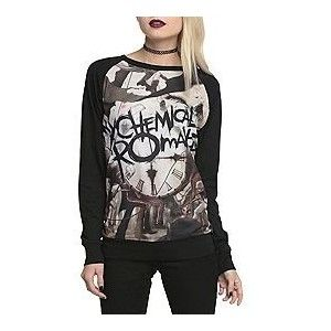 My Chemical Romance Black Parade Pullover Top 2xl Hot Topic