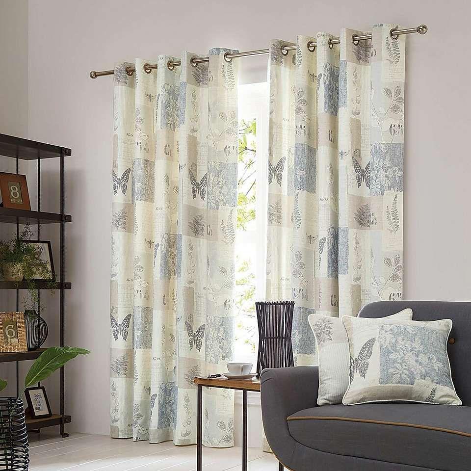 Botanist Natural Lined Eyelet Curtains Dunelm Living Room Possibly Pinterest Natural