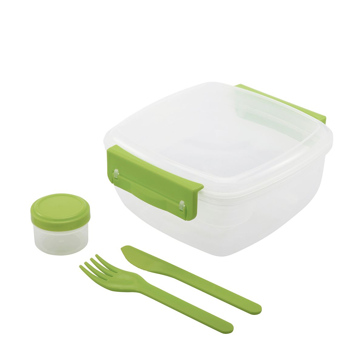 Lunch box with utensils green kmart lunch box