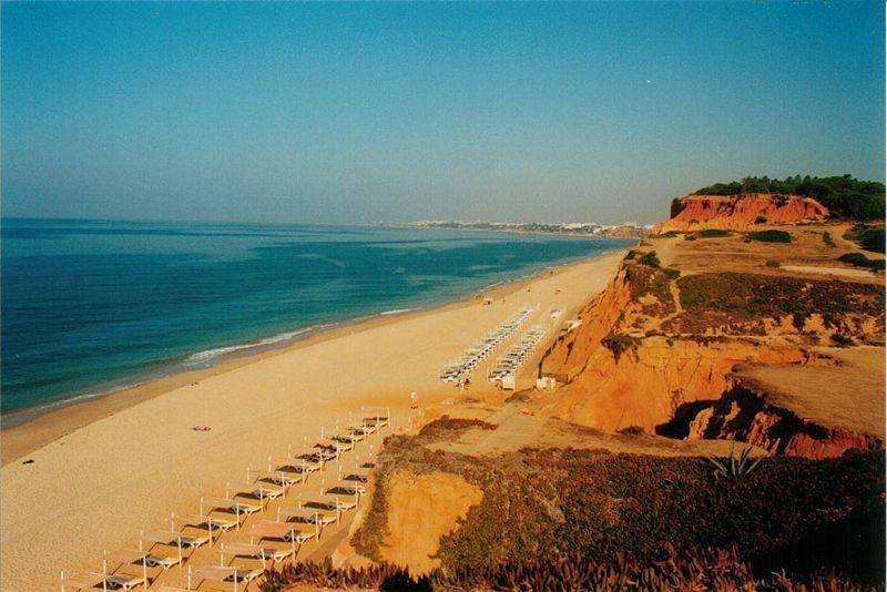 Praia da falesia / Portugal