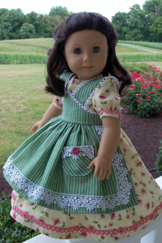 Schürze! | Puppen | Pinterest | Schürze, Puppen und Puppenkleider