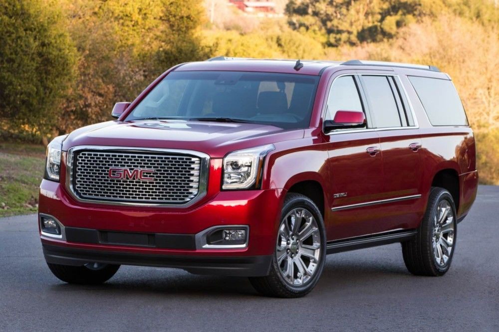 2015 Gmc Yukon Xl Denali Is All New And So Is The 2015 Gmc
