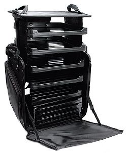 ec0c4bbd3cb9 Crop-In-Style P3 Paper Organizer Rolling Tote - Overstock™ Shopping - Big  Discounts on Scrapbooking Organizers