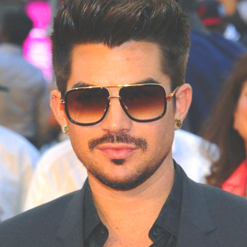 Sunglasses Men Superstar Luxury Brand Designer   mens sunglasses ... e24659b44f37