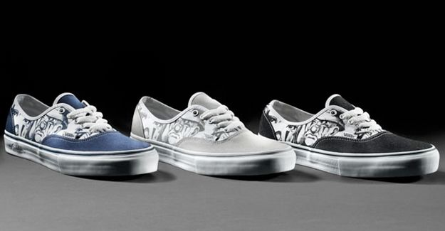 f7b7a034f2 RELEASE  Fall 2005 SNEAKER  Mr. Cartoon x Vans Syndicate Authentic