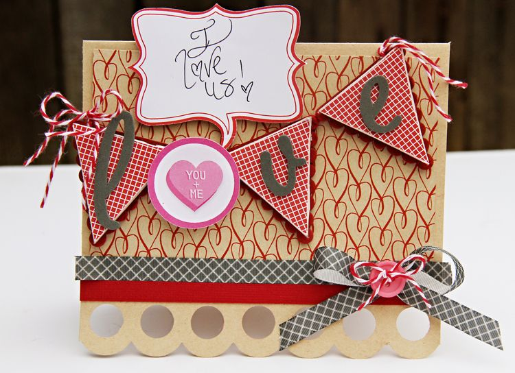 Tarjeta De Amor En 3d Tarjetas Love Cards Shabby Chic Crafts Y