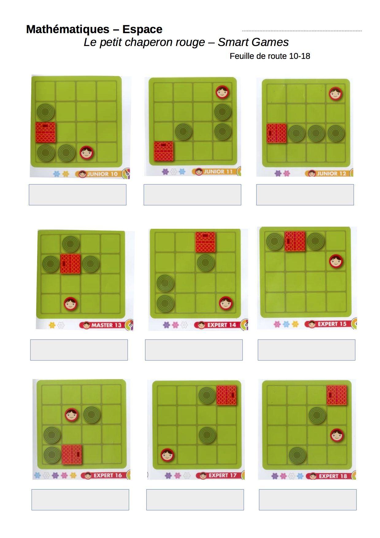 Le Petit Chaperon Rouge Smart Games : petit, chaperon, rouge, smart, games, Mathématiques, Rotkäppchen