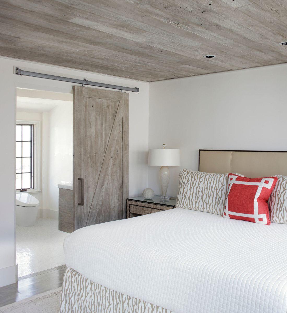 Jeffrey Dungan Architects' Stucco Villa on the Gulf of