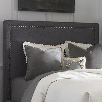 Liberty Furniture Upholstered Panel Headboard Size: Queen | Casas de ...