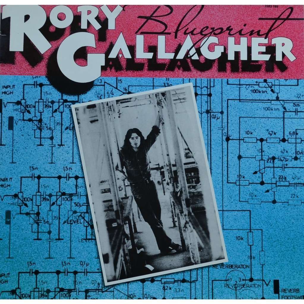 Rory gallagher blueprint lp blueprint is the third album by irish rory gallagher blueprint lp blueprint is the third album by irish guitarist rory gallagher released as a vinyl record in 1973 with his first band taste malvernweather Choice Image