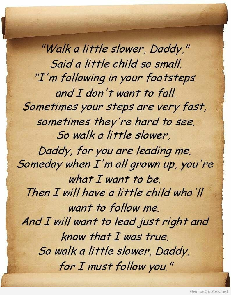A great Father s Day Poem Fathers Day quotes & wishes Gonna use dis for mah Daddy Day card cuz well it s pretty amazing