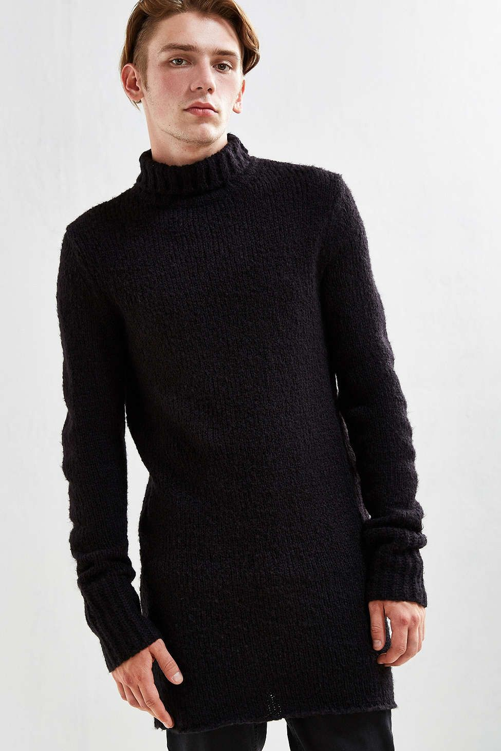 Cheap Monday Longline Turtleneck Sweater | Mondays, Urban and Sweaters