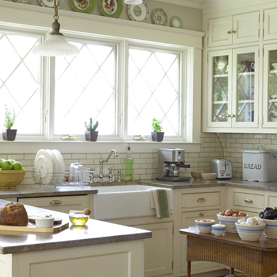 farmhouse kitchens 10 creative farm style kitchen transformation rh pinterest com